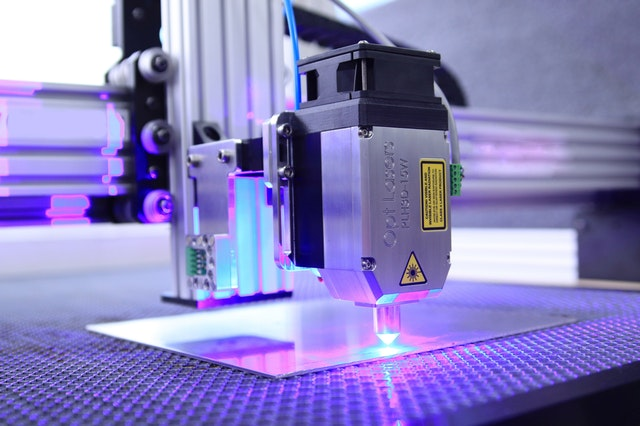 Cięcie laserem stali nierdzewnej