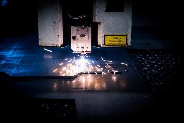 Obrobka laserowa